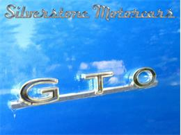 Picture of 1967 GTO located in North Andover Massachusetts - JG3G