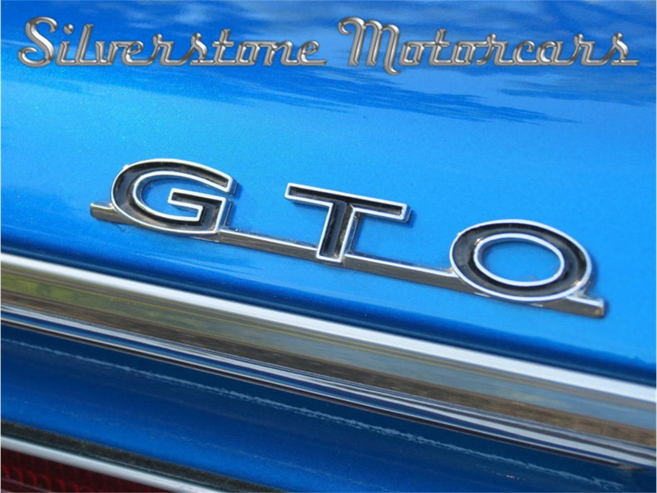 Large Picture of 1967 GTO located in North Andover Massachusetts - $59,900.00 - JG3G