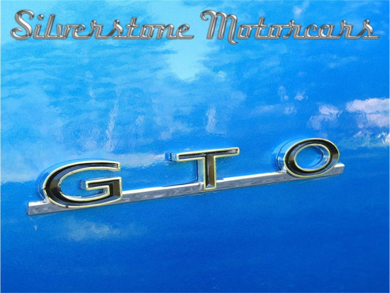 Large Picture of Classic 1967 GTO - $59,900.00 Offered by Silverstone Motorcars - JG3G