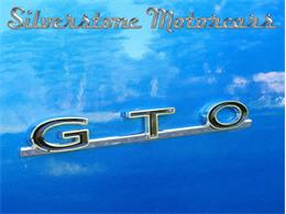 Picture of Classic 1967 Pontiac GTO Offered by Silverstone Motorcars - JG3G
