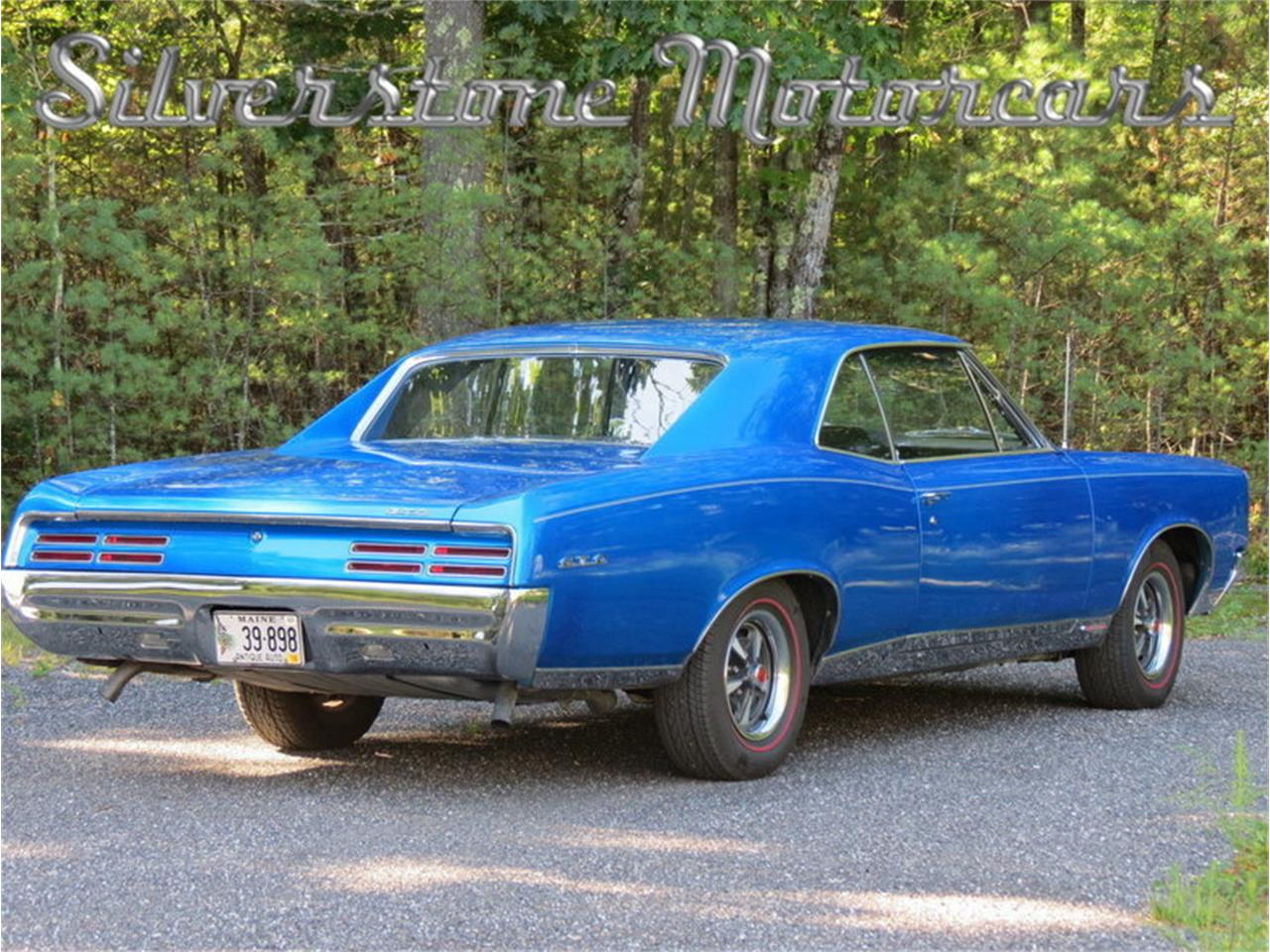 Large Picture of '67 Pontiac GTO located in Massachusetts - JG3G