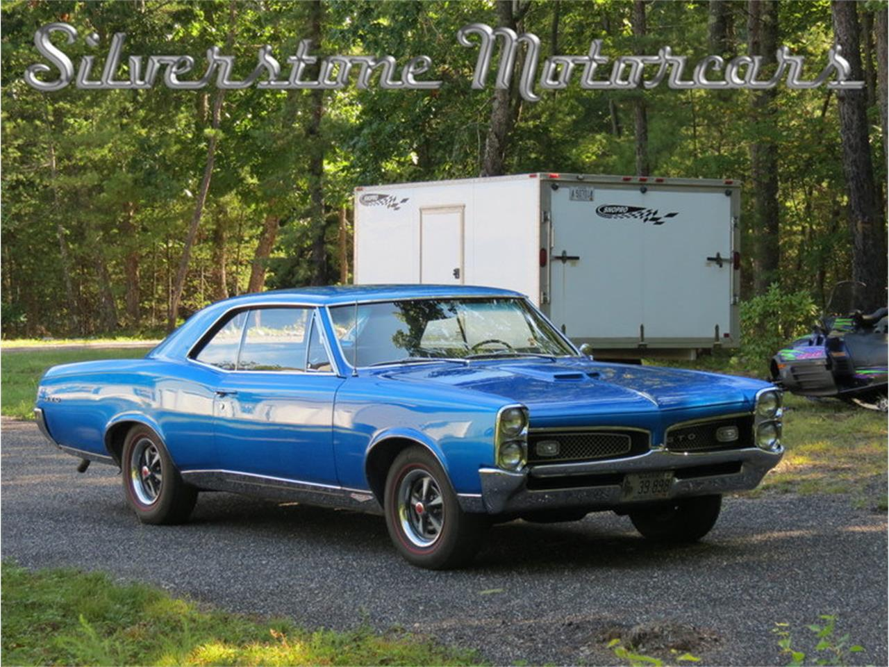 Large Picture of Classic '67 Pontiac GTO - JG3G