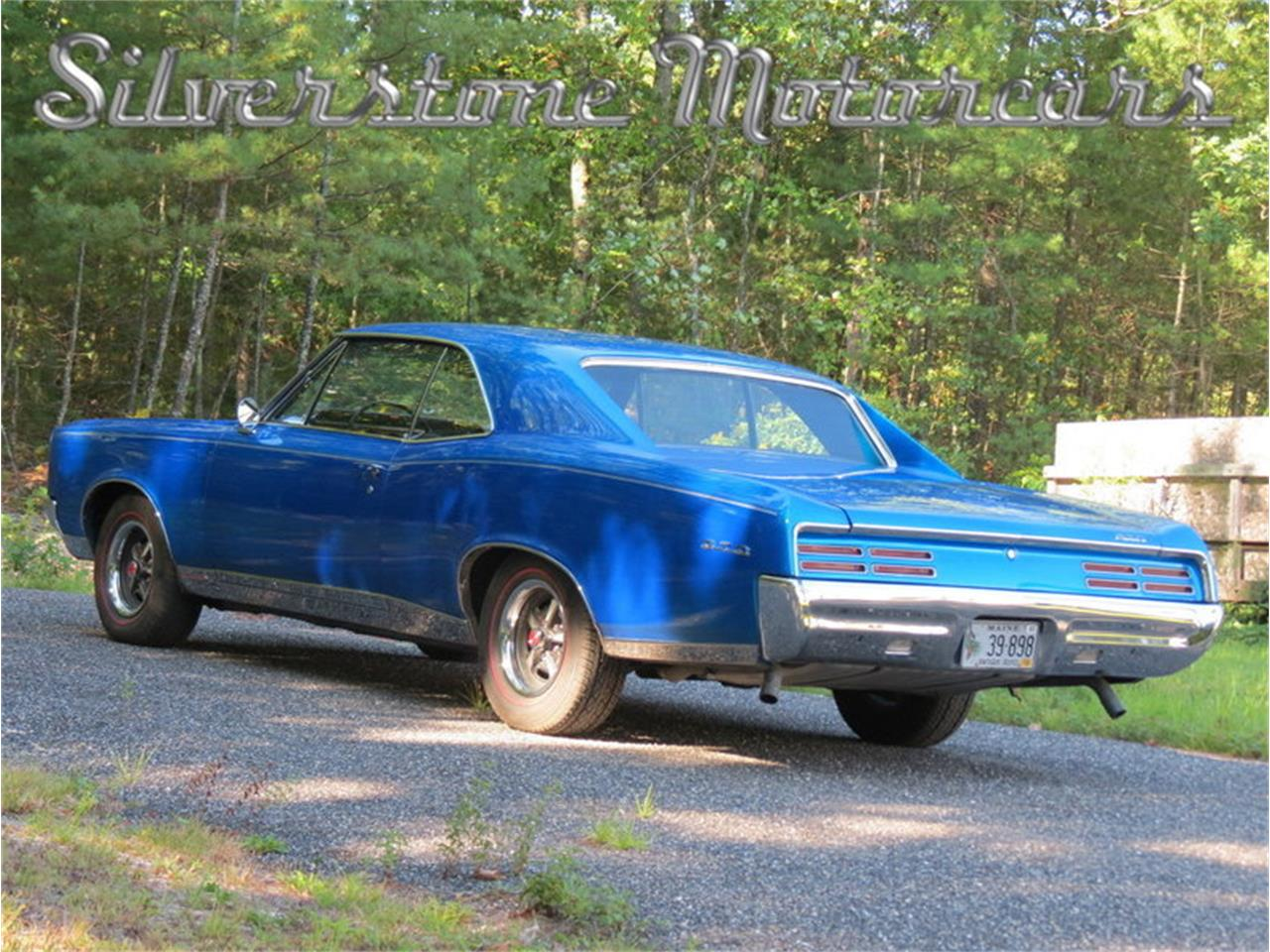 Large Picture of Classic '67 GTO located in North Andover Massachusetts - $59,900.00 Offered by Silverstone Motorcars - JG3G