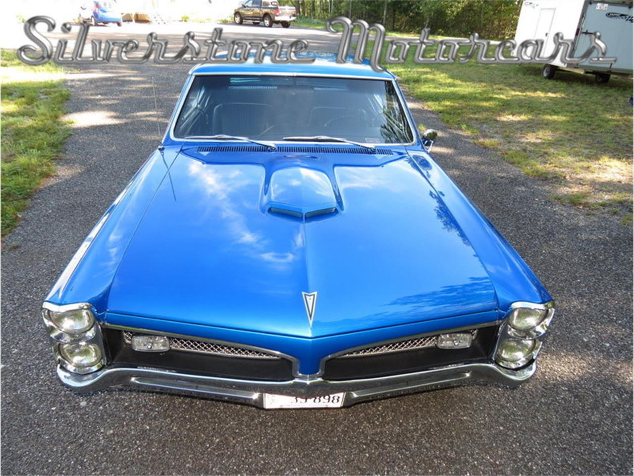 Large Picture of 1967 Pontiac GTO located in North Andover Massachusetts - $59,900.00 Offered by Silverstone Motorcars - JG3G