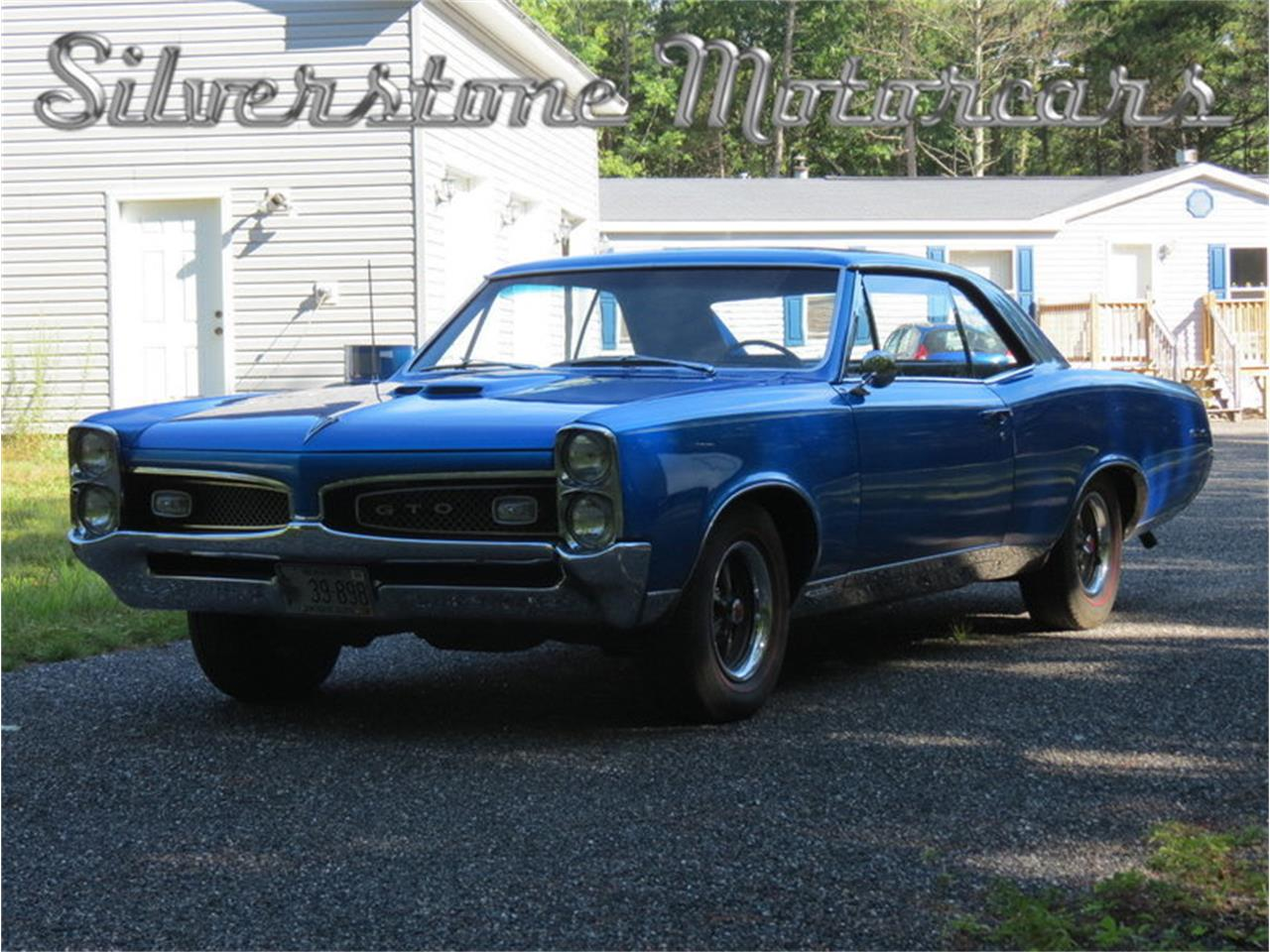 Large Picture of 1967 Pontiac GTO - JG3G