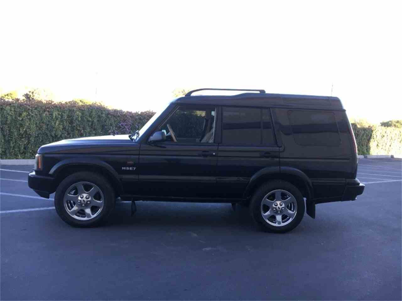 Large Picture of '03 Discovery - JB0P