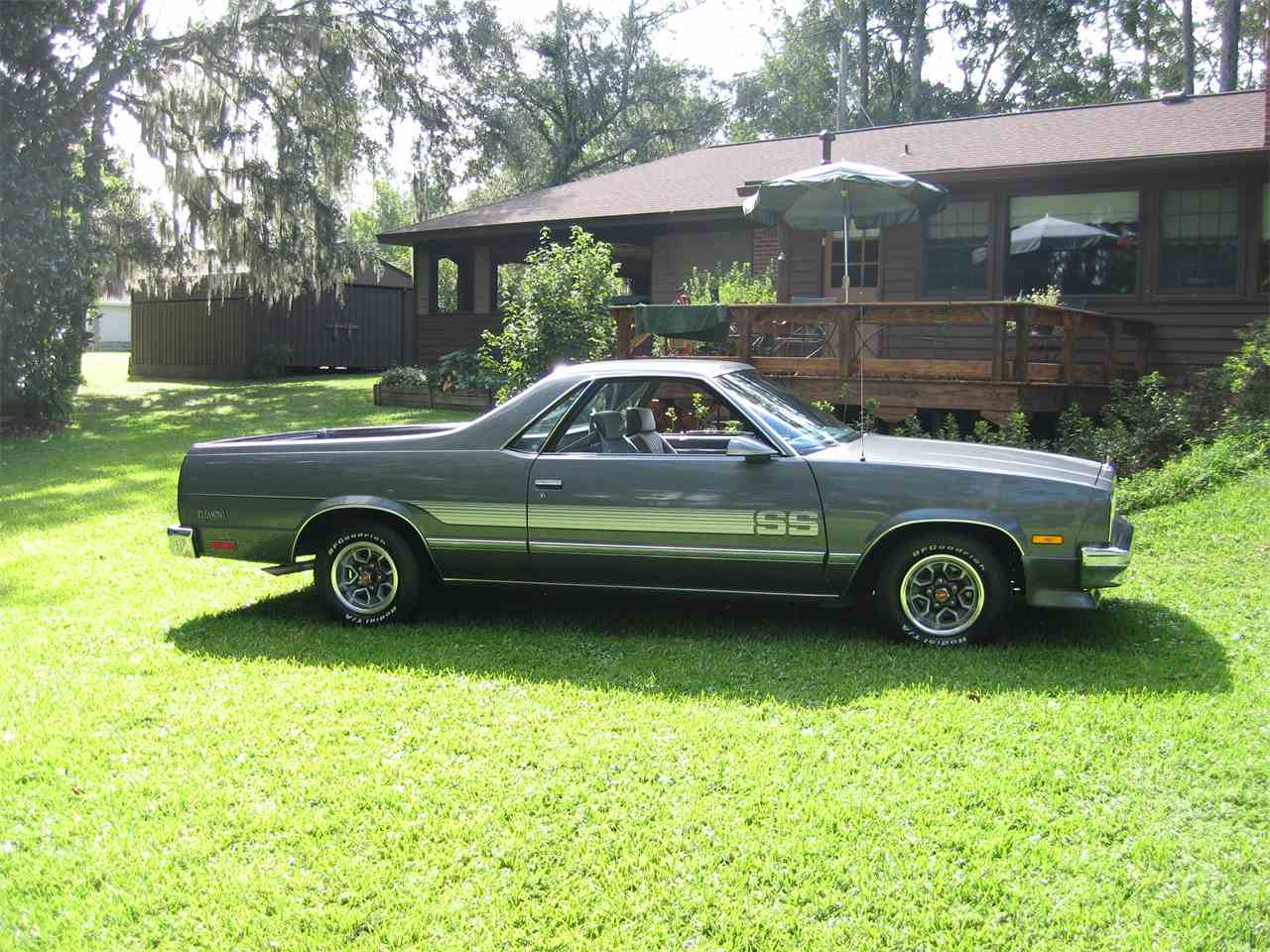 1987 chevrolet el camino ss for sale cc 907566. Black Bedroom Furniture Sets. Home Design Ideas