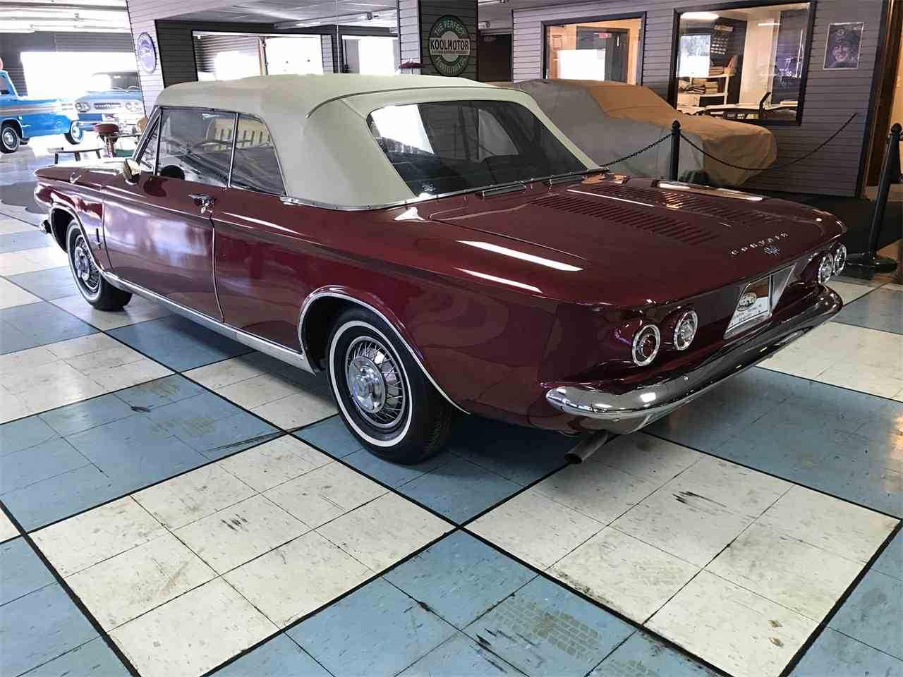 Large Picture of '64 Corvair - JGA9