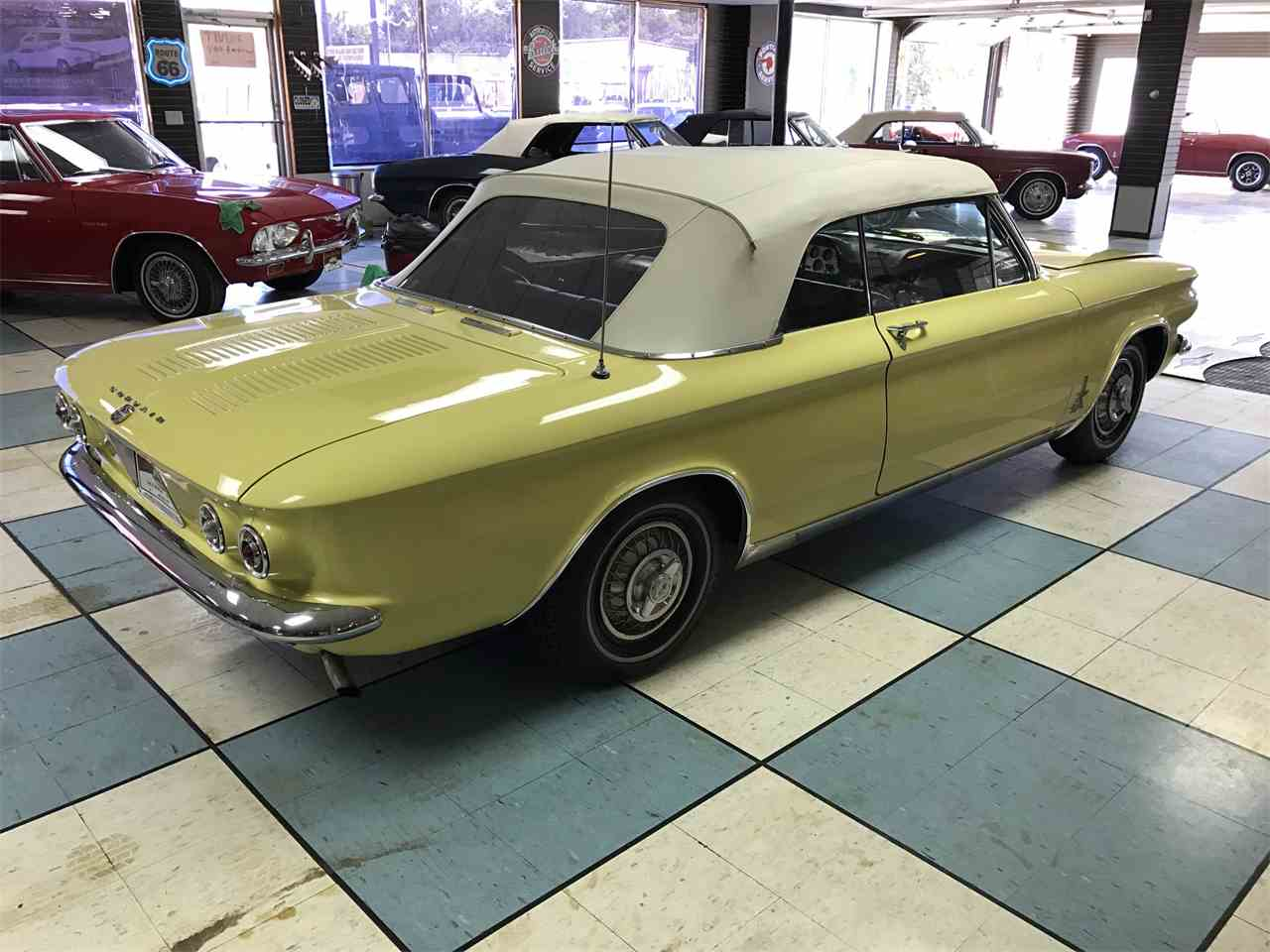 Large Picture of '64 Corvair - JGAJ
