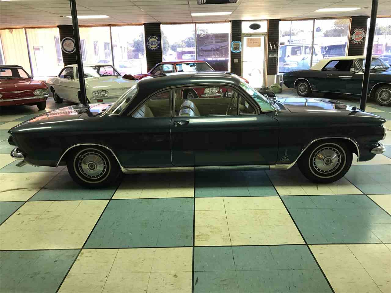 Large Picture of '64 Corvair - JGAO