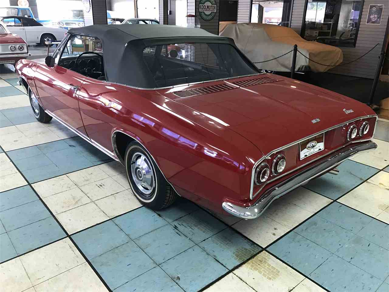 Large Picture of '65 Corvair - JGAV