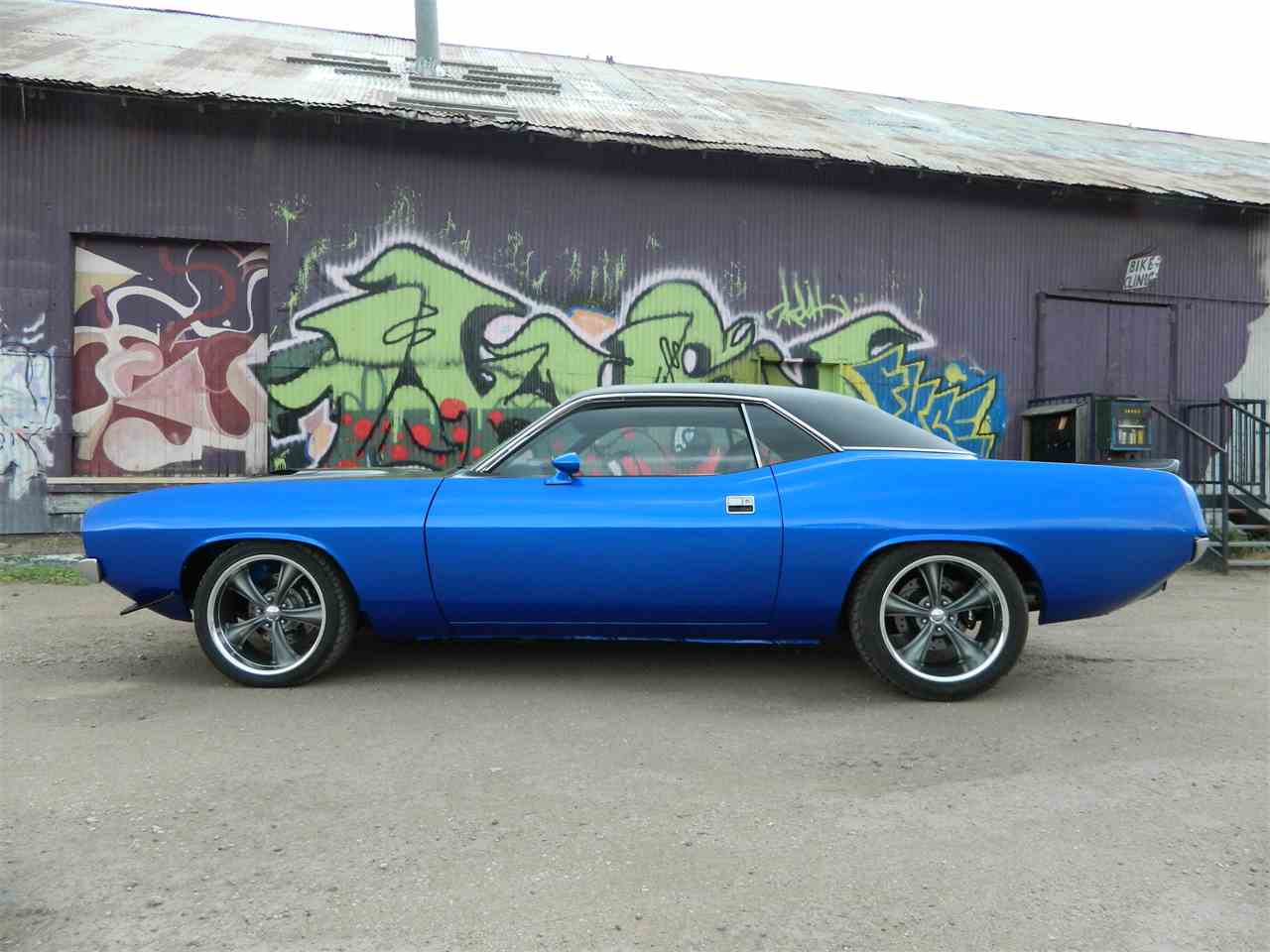 Large Picture of Classic 1970 Plymouth Cuda - $45,500.00 Offered by Colorado Speed Company - JGB5