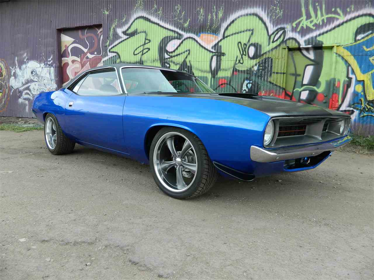 Large Picture of 1970 Plymouth Cuda located in Colorado - $45,500.00 - JGB5