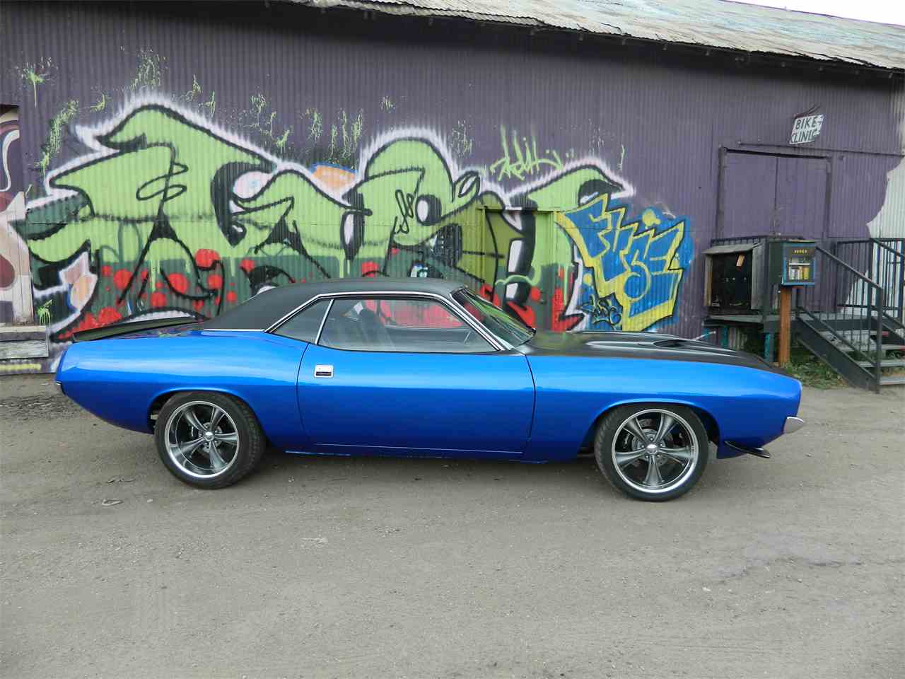 Large Picture of Classic 1970 Plymouth Cuda - JGB5