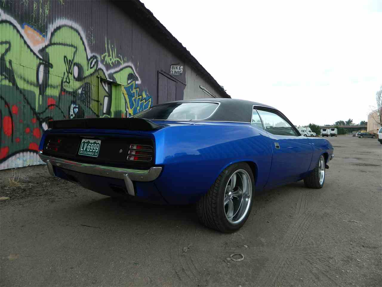 Large Picture of 1970 Cuda located in Colorado Springs Colorado - $45,500.00 Offered by Colorado Speed Company - JGB5