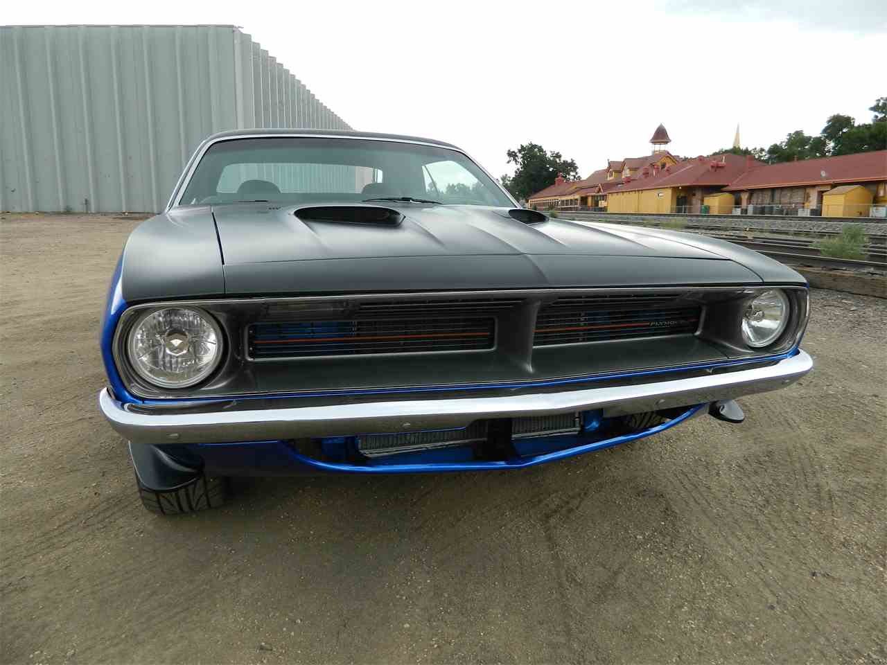 Large Picture of '70 Cuda - $45,500.00 Offered by Colorado Speed Company - JGB5