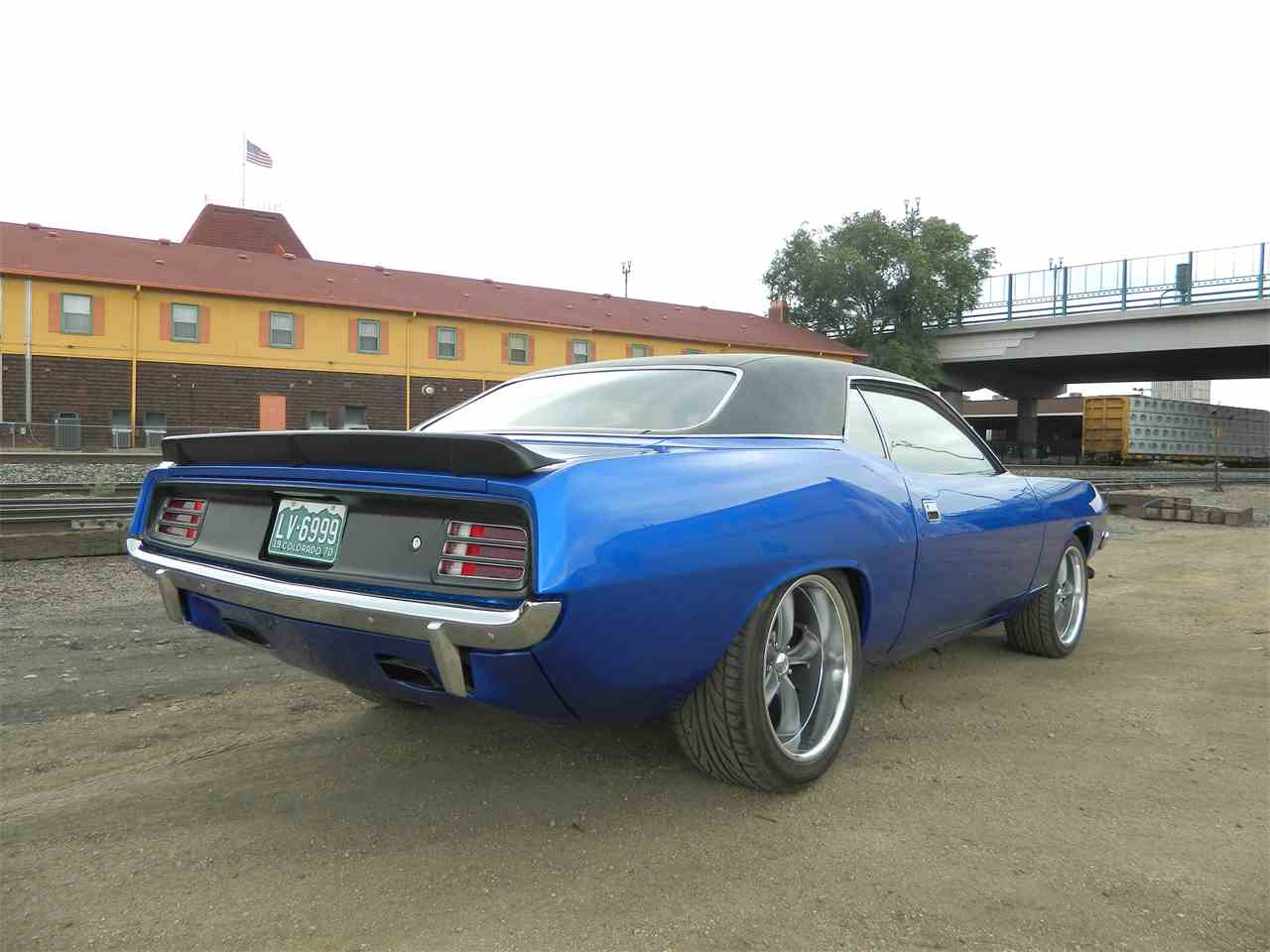 Large Picture of 1970 Plymouth Cuda - JGB5
