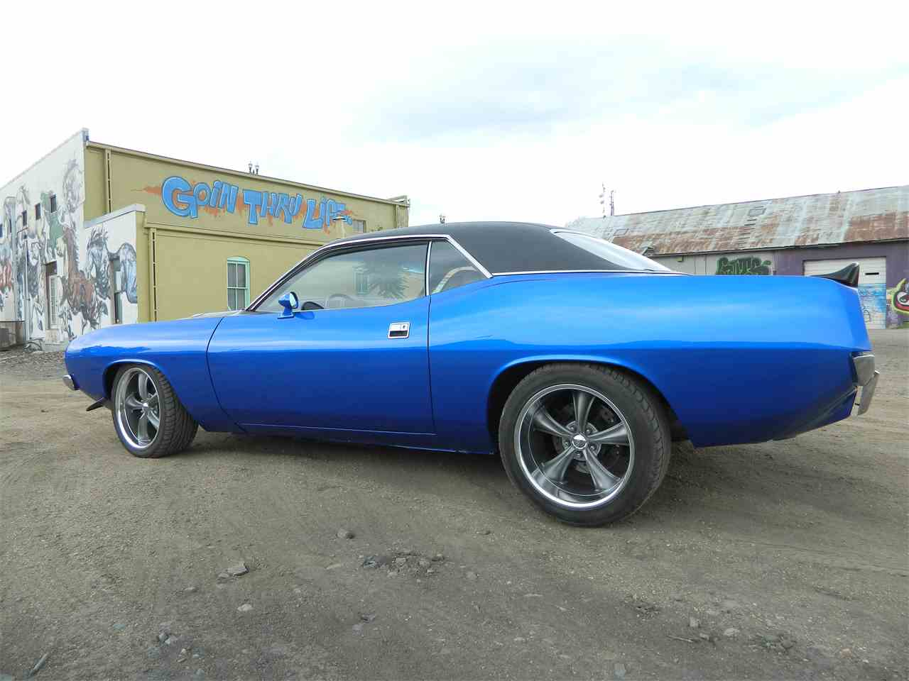 Large Picture of 1970 Plymouth Cuda located in Colorado Springs Colorado - $45,500.00 Offered by Colorado Speed Company - JGB5