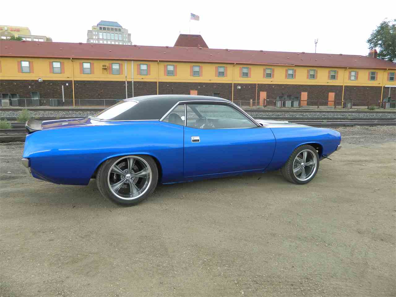 Large Picture of '70 Plymouth Cuda Offered by Colorado Speed Company - JGB5