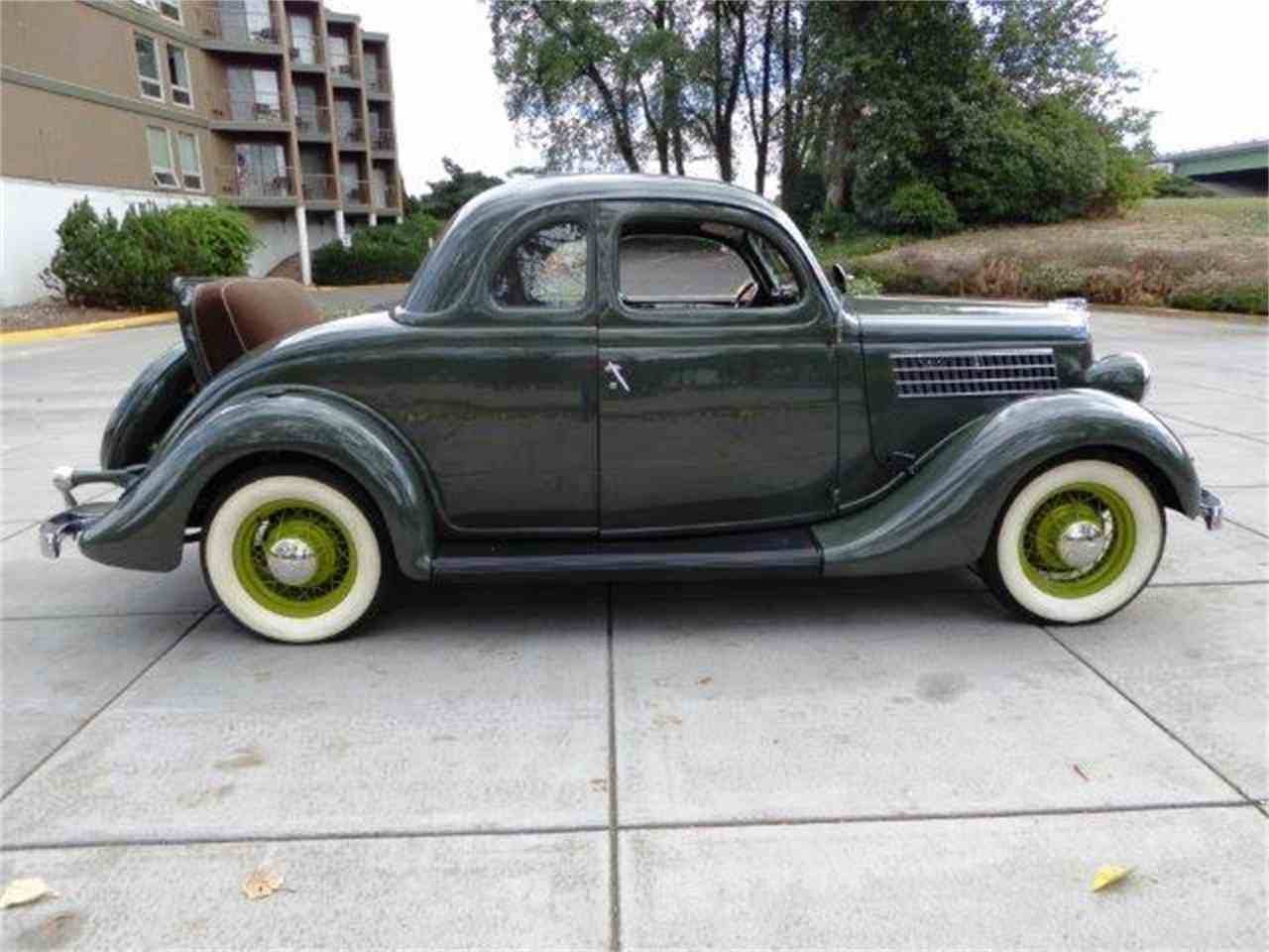 1935 Ford 5-Window Coupe for Sale | ClassicCars.com | CC-907606