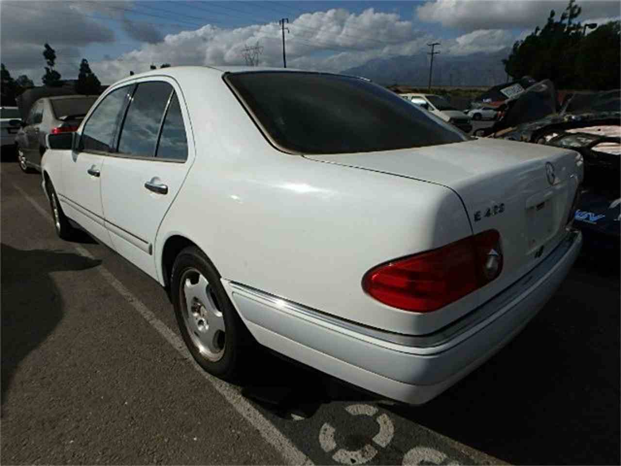 Large Picture of '97 E-Class - JB18