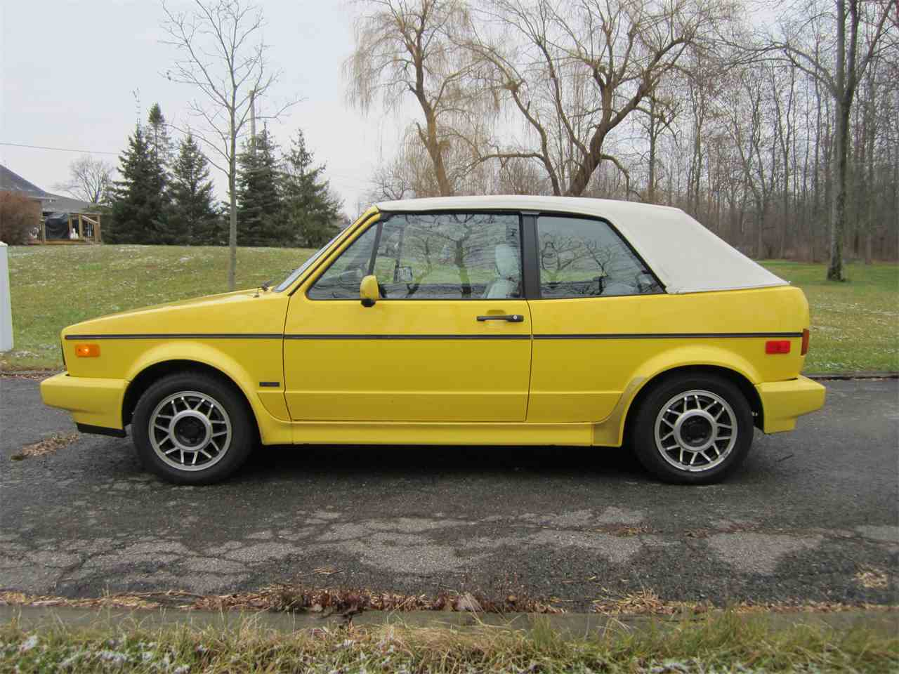1991 Volkswagen Cabriolet for Sale | ClicCars.com | CC-907648
