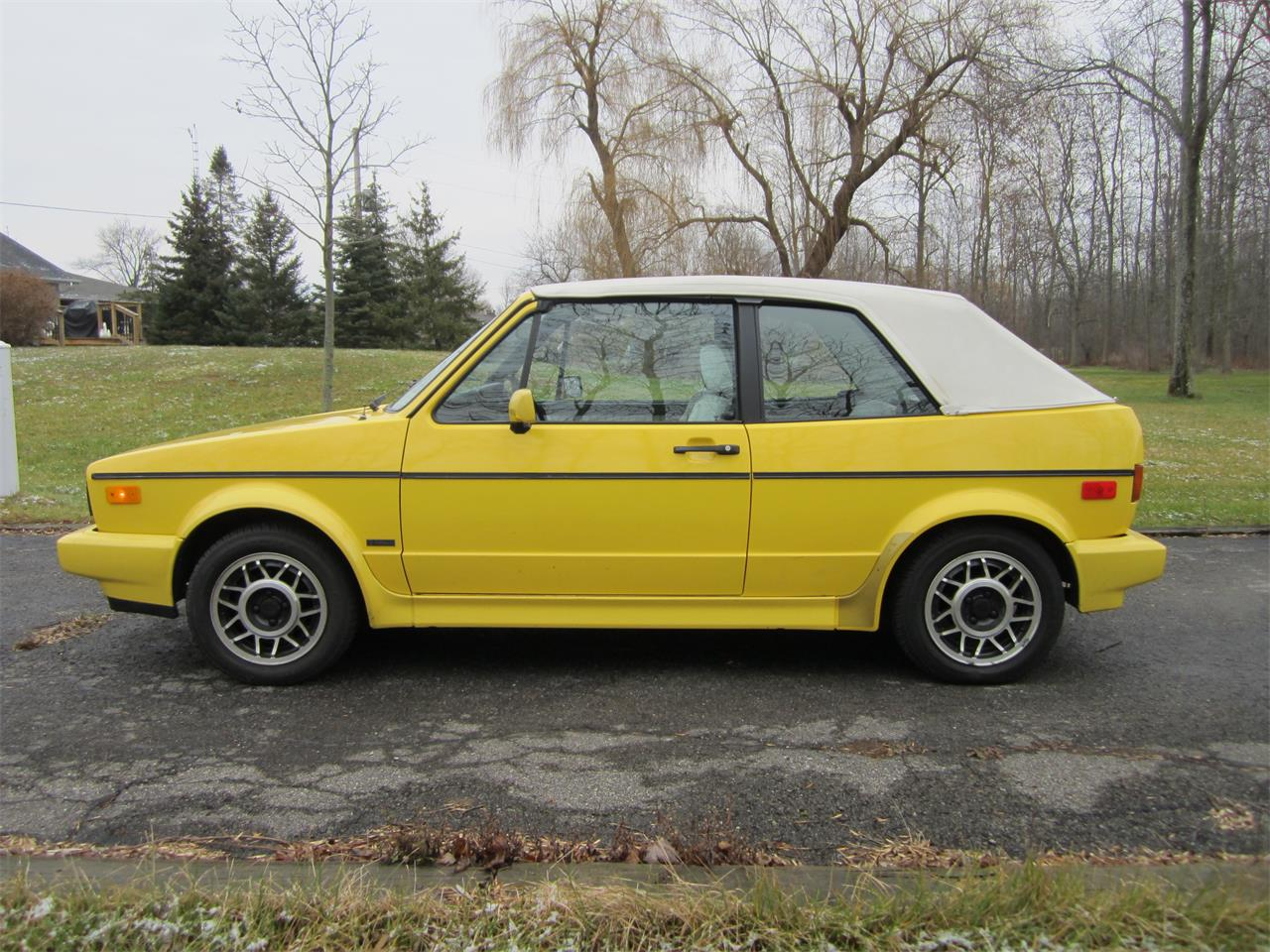 Large Picture of 1991 Cabriolet located in Buffalo New York - $15,000.00 Offered by a Private Seller - JGCG