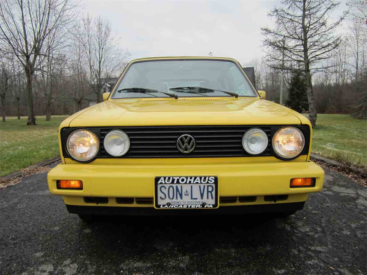 Large Picture of '91 Cabriolet - JGCG