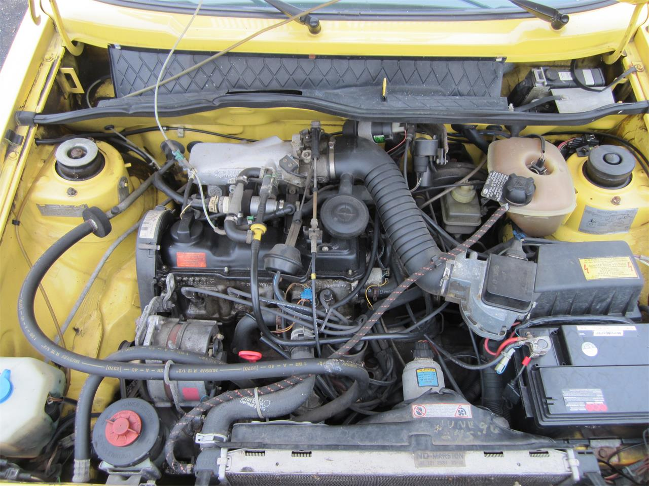 Large Picture of 1991 Volkswagen Cabriolet Offered by a Private Seller - JGCG