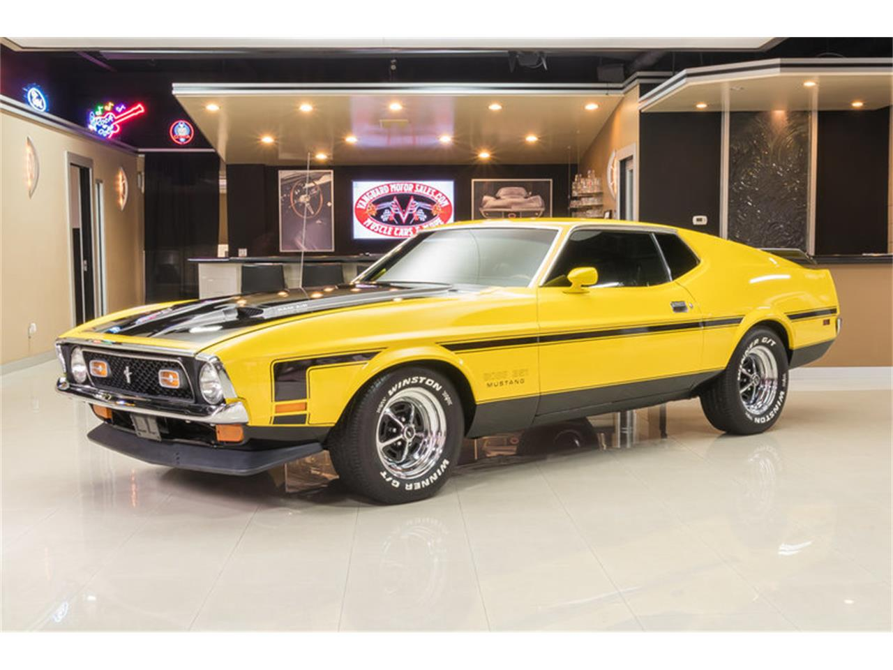 Large picture of 72 mustang boss 351 recreation jgdo