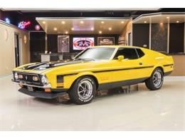 Picture of Classic 1972 Ford Mustang Boss 351 Recreation located in Plymouth Michigan - $34,900.00 Offered by Vanguard Motor Sales - JGDO
