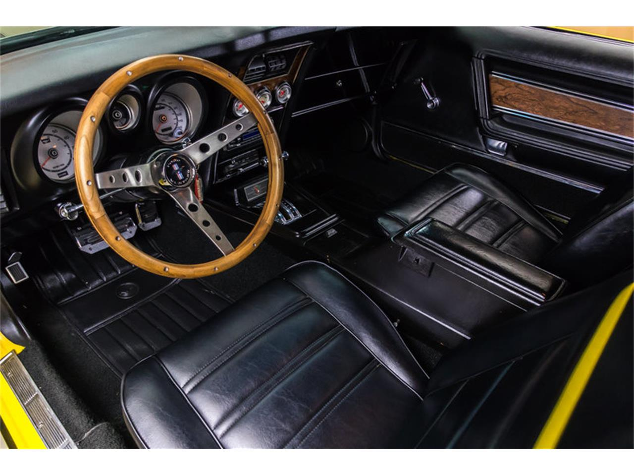 Large Picture of 1972 Ford Mustang Boss 351 Recreation located in Michigan - JGDO