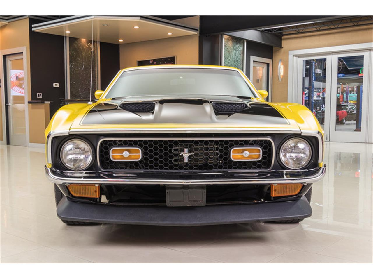 Large Picture of 1972 Ford Mustang Boss 351 Recreation located in Plymouth Michigan - $34,900.00 - JGDO