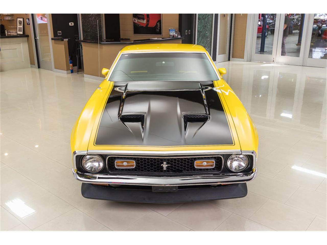 Large Picture of Classic '72 Mustang Boss 351 Recreation - $34,900.00 Offered by Vanguard Motor Sales - JGDO