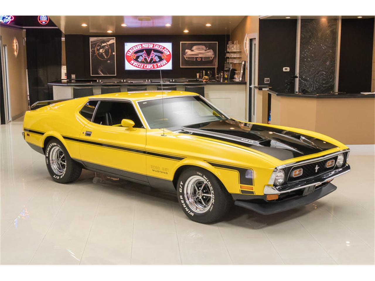 Large Picture of Classic '72 Mustang Boss 351 Recreation Offered by Vanguard Motor Sales - JGDO