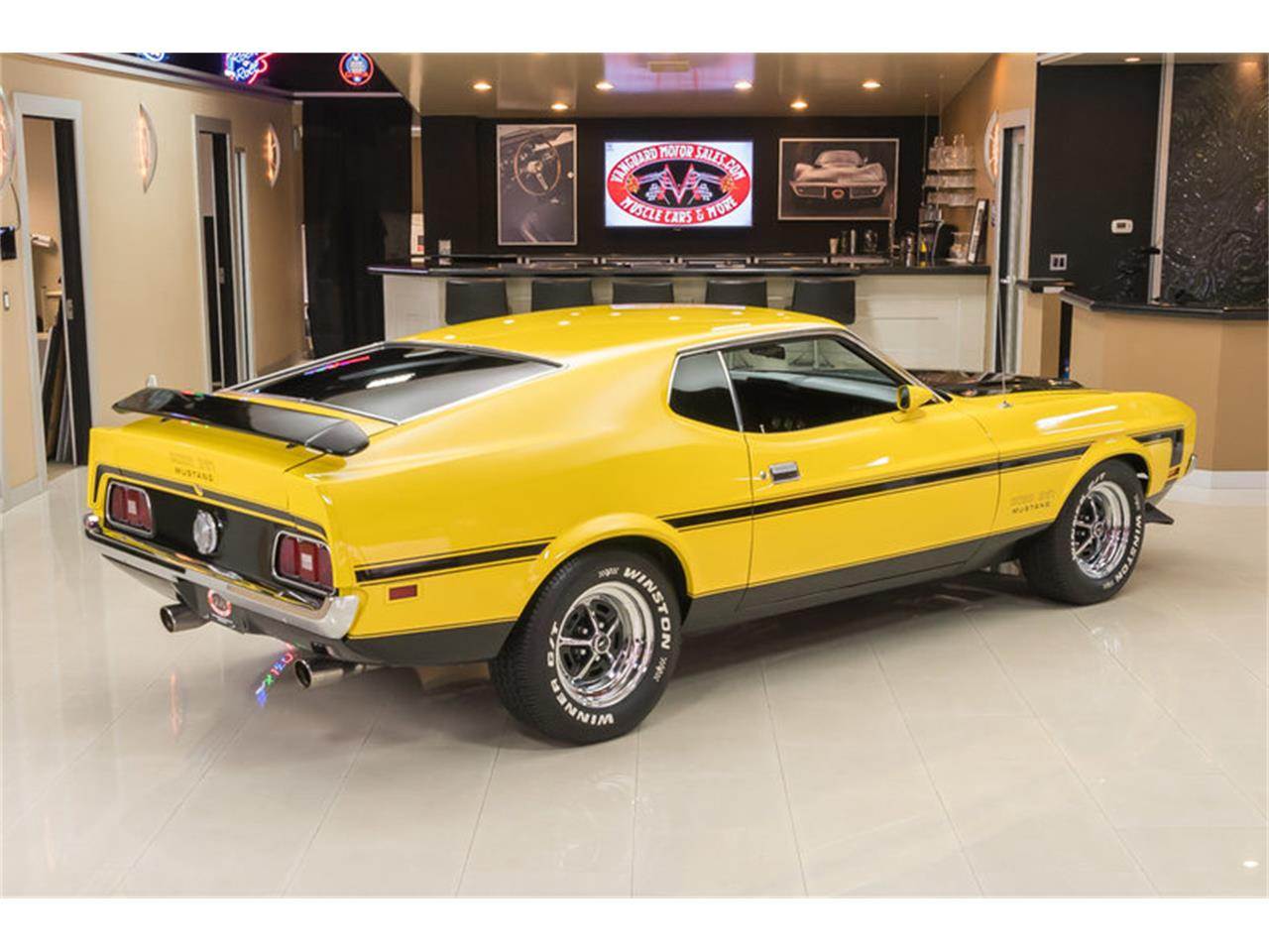 Large Picture of 1972 Ford Mustang Boss 351 Recreation located in Plymouth Michigan - JGDO