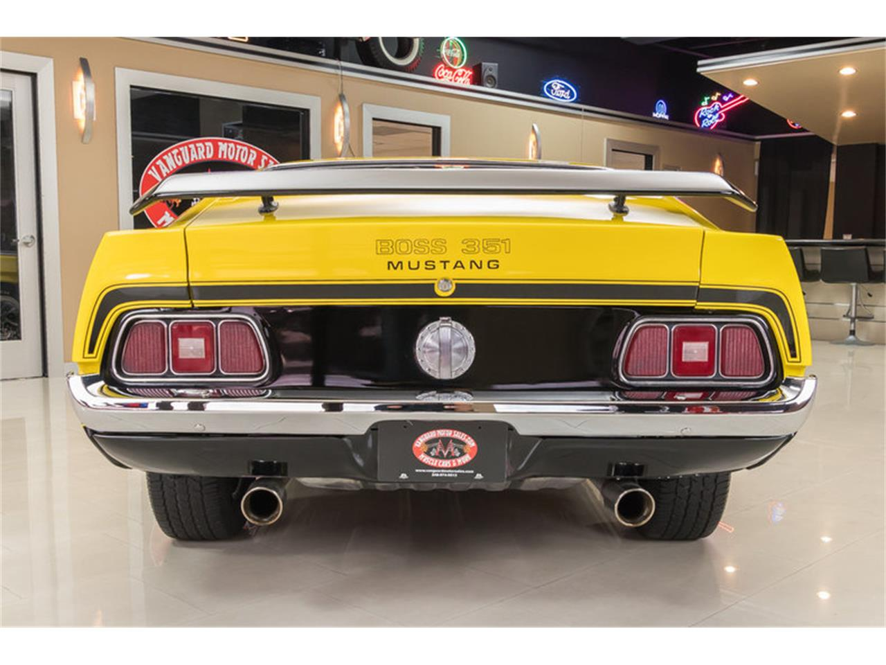 Large Picture of Classic '72 Mustang Boss 351 Recreation located in Plymouth Michigan - JGDO