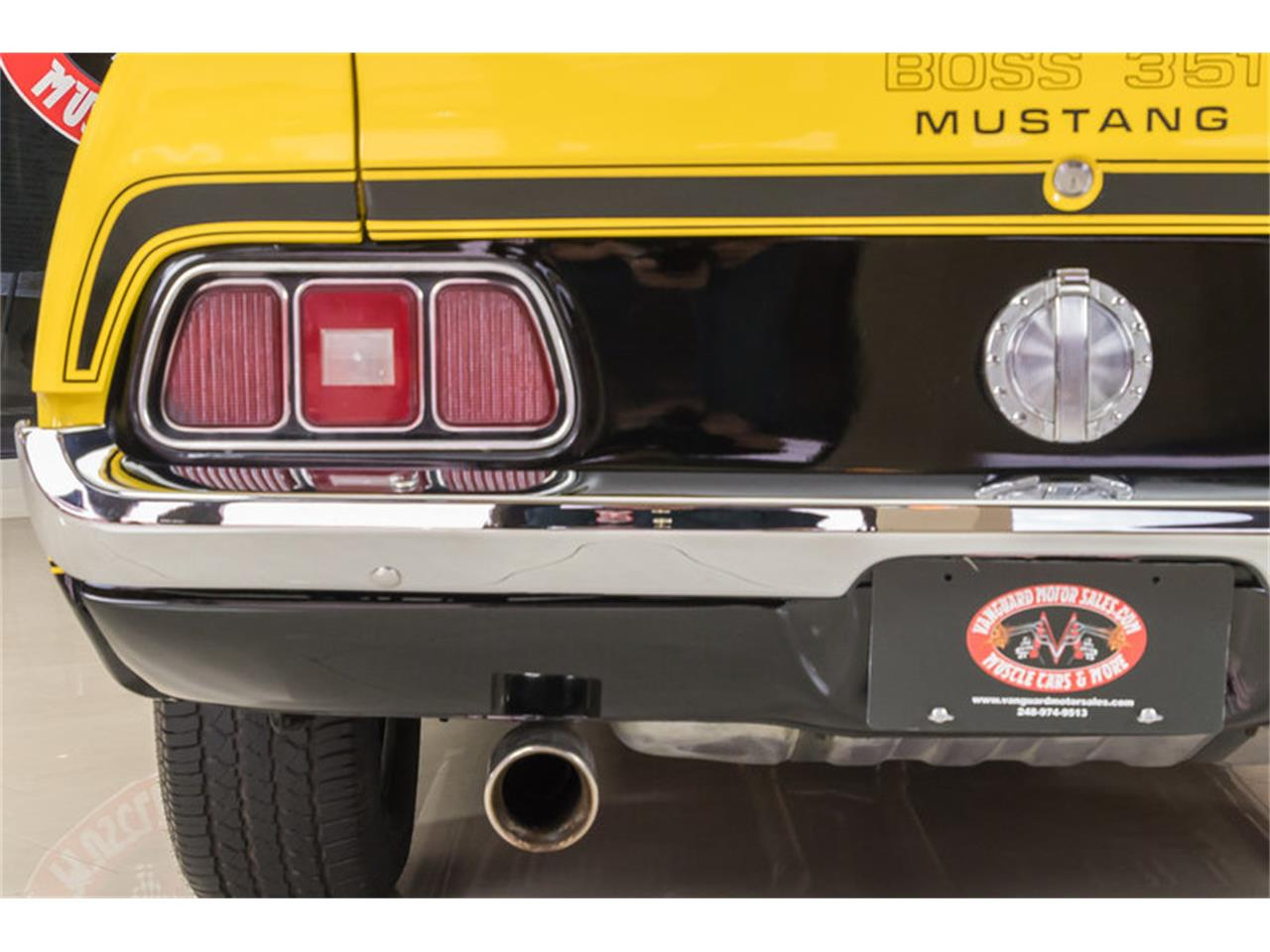 Large Picture of Classic 1972 Mustang Boss 351 Recreation - JGDO