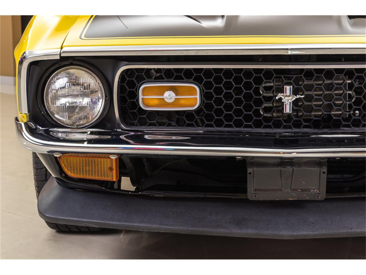 Large Picture of 1972 Ford Mustang Boss 351 Recreation located in Plymouth Michigan Offered by Vanguard Motor Sales - JGDO