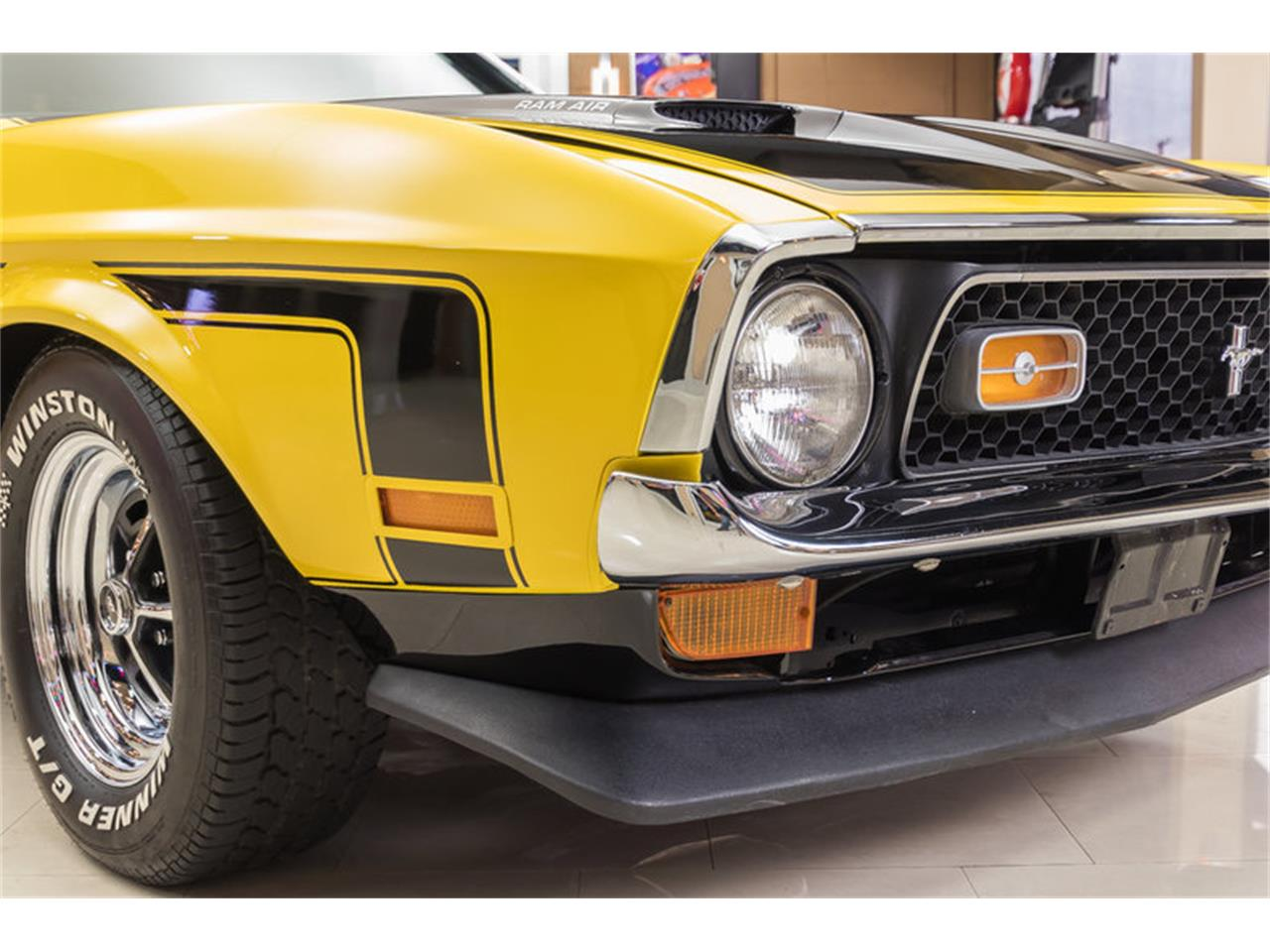 Large Picture of Classic '72 Ford Mustang Boss 351 Recreation located in Michigan - $34,900.00 Offered by Vanguard Motor Sales - JGDO