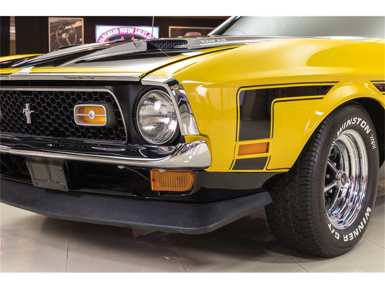 Large Picture of Classic 1972 Ford Mustang Boss 351 Recreation Offered by Vanguard Motor Sales - JGDO