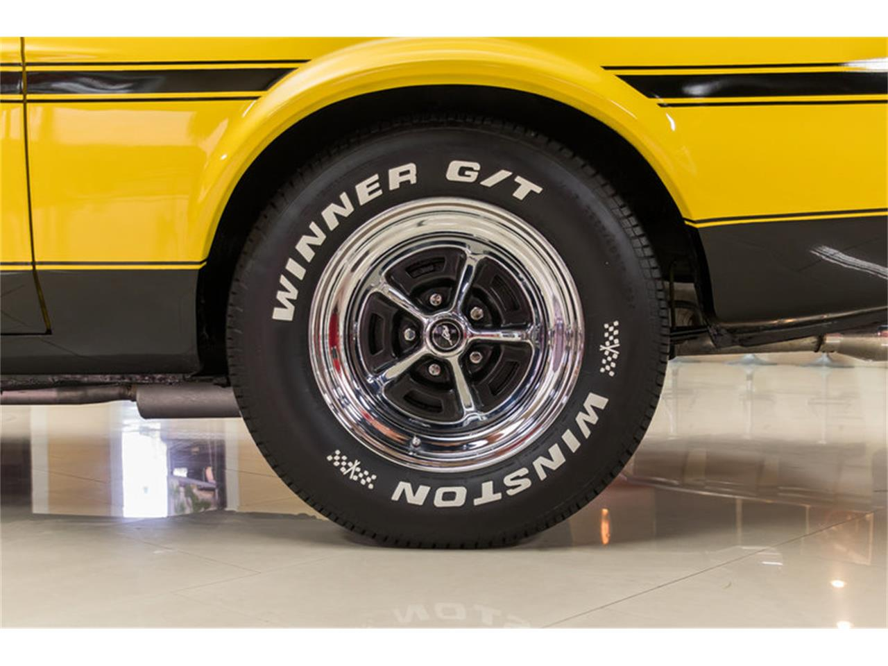 Large Picture of '72 Ford Mustang Boss 351 Recreation Offered by Vanguard Motor Sales - JGDO