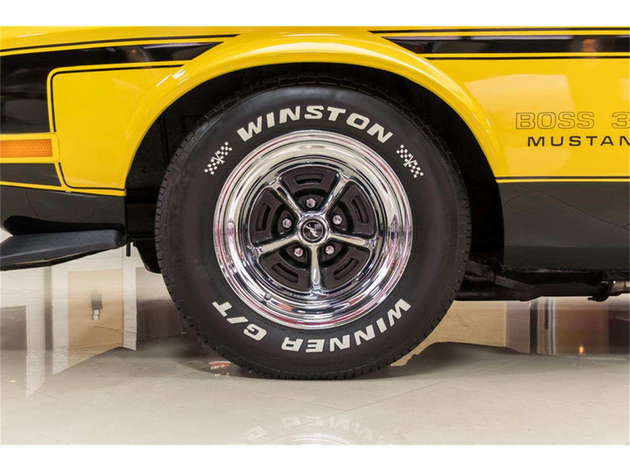 Large Picture of 1972 Mustang Boss 351 Recreation Offered by Vanguard Motor Sales - JGDO