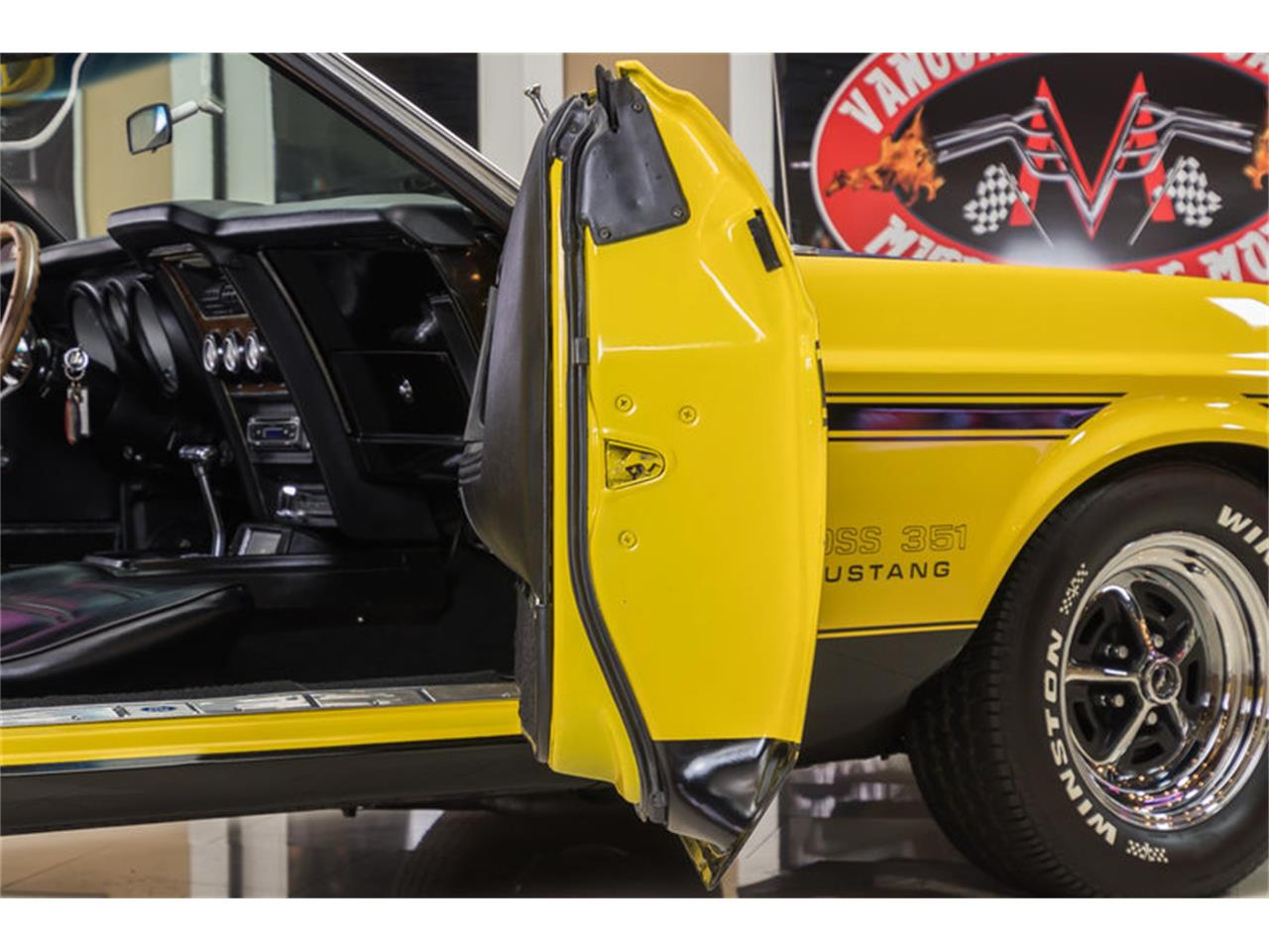Large Picture of Classic '72 Mustang Boss 351 Recreation located in Michigan - $34,900.00 Offered by Vanguard Motor Sales - JGDO