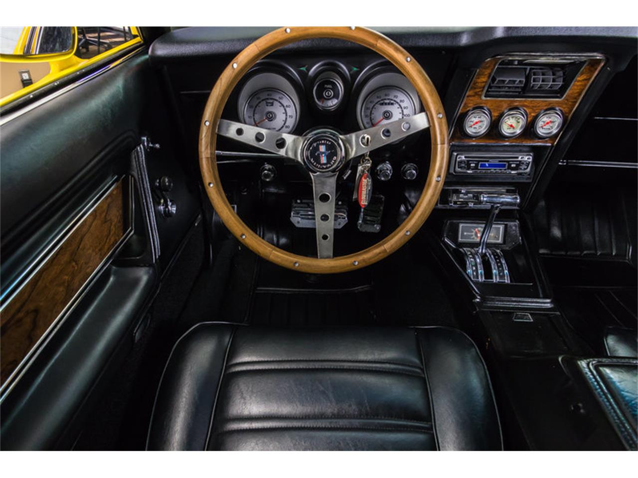 Large Picture of Classic 1972 Mustang Boss 351 Recreation located in Plymouth Michigan - $34,900.00 Offered by Vanguard Motor Sales - JGDO