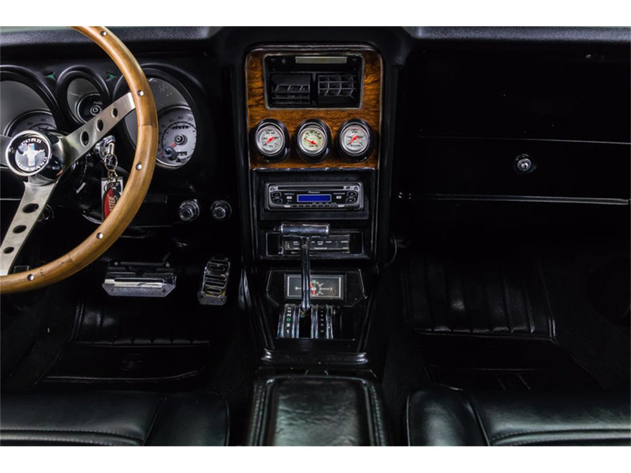 Large Picture of Classic '72 Mustang Boss 351 Recreation located in Plymouth Michigan - $34,900.00 Offered by Vanguard Motor Sales - JGDO
