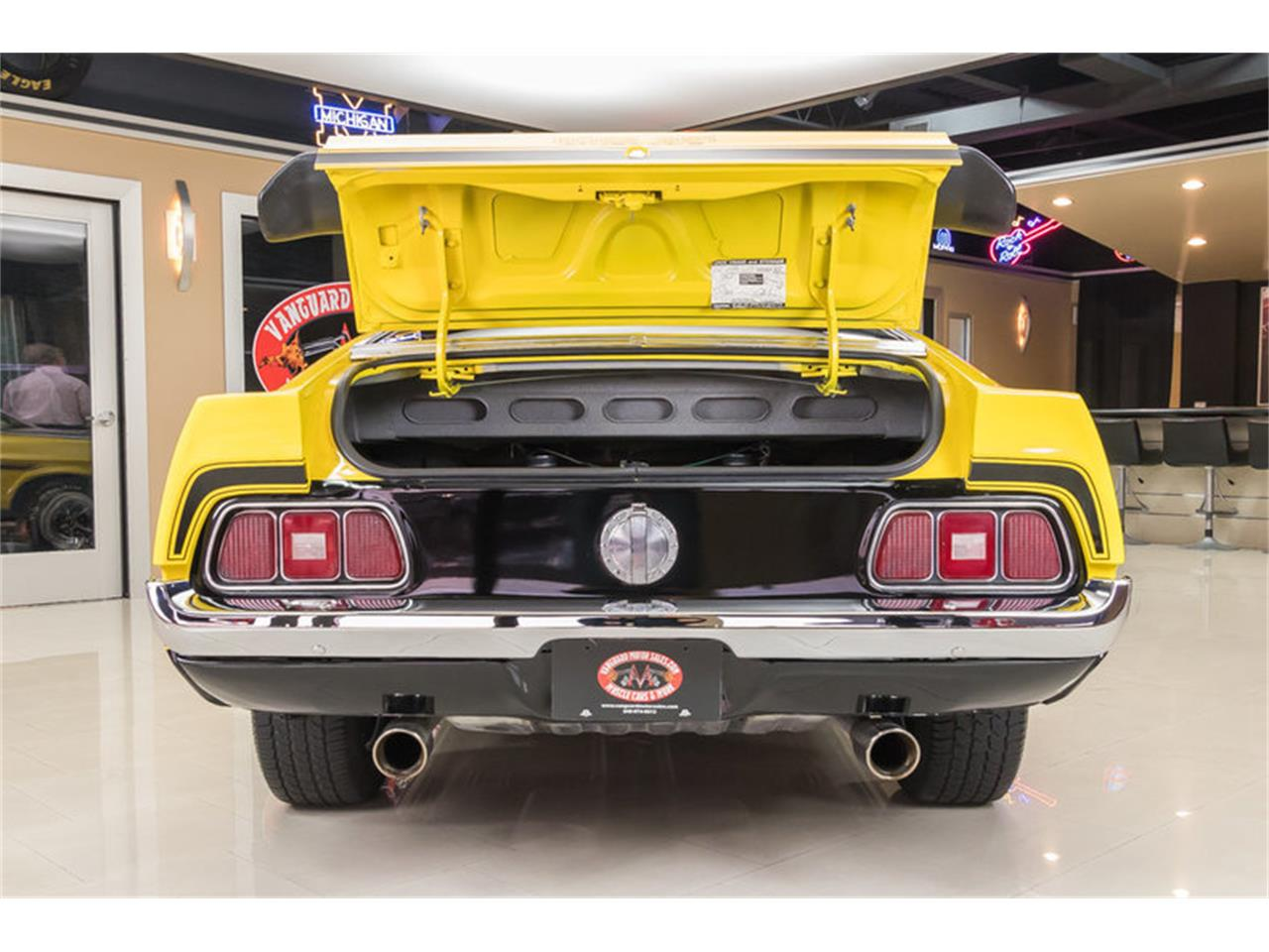 Large Picture of 1972 Mustang Boss 351 Recreation - $34,900.00 Offered by Vanguard Motor Sales - JGDO