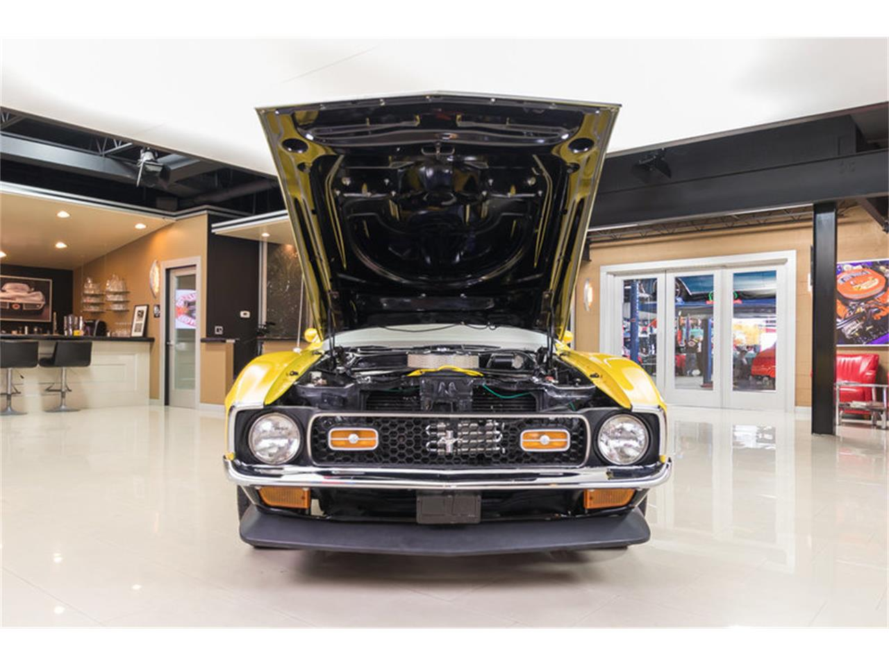 Large Picture of Classic '72 Ford Mustang Boss 351 Recreation located in Michigan Offered by Vanguard Motor Sales - JGDO
