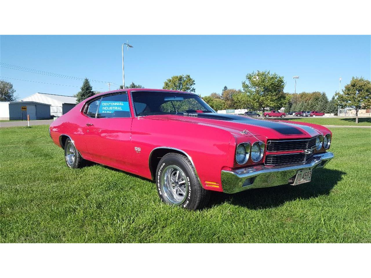 Large Picture of '70 Chevelle - JGEQ