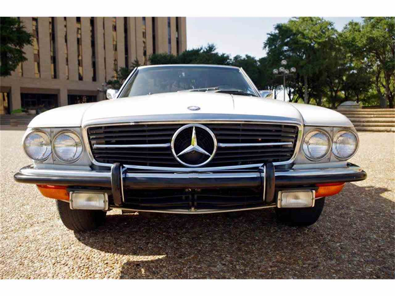 Large Picture of 1972 SL-Class located in Fort Worth Texas Offered by European Motor Cars LTD - JGGA